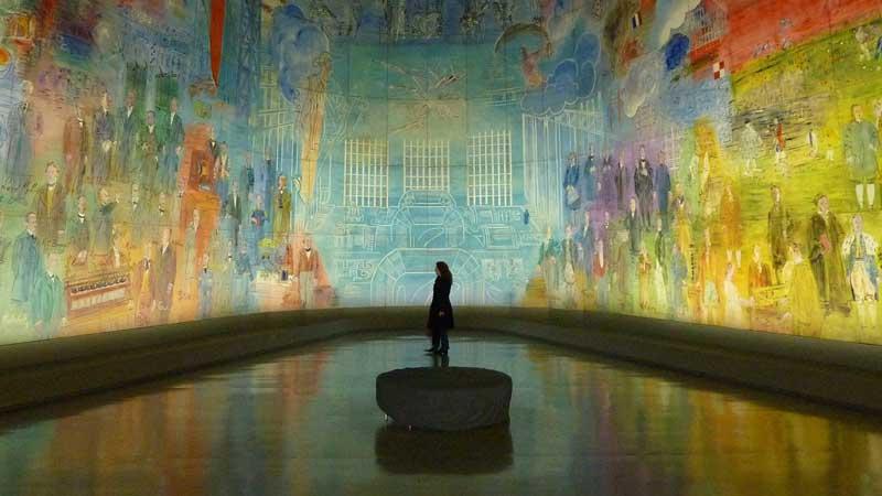 5 lieux incontournables pour découvrir l'art à Paris