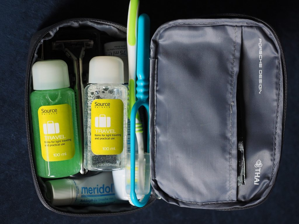 Liquide bagage cabine: comment les réduire?