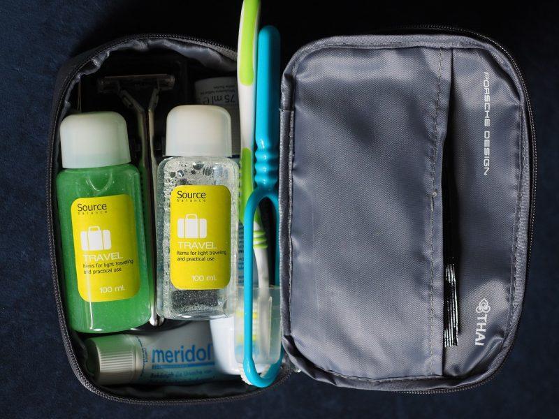 liquide bagage