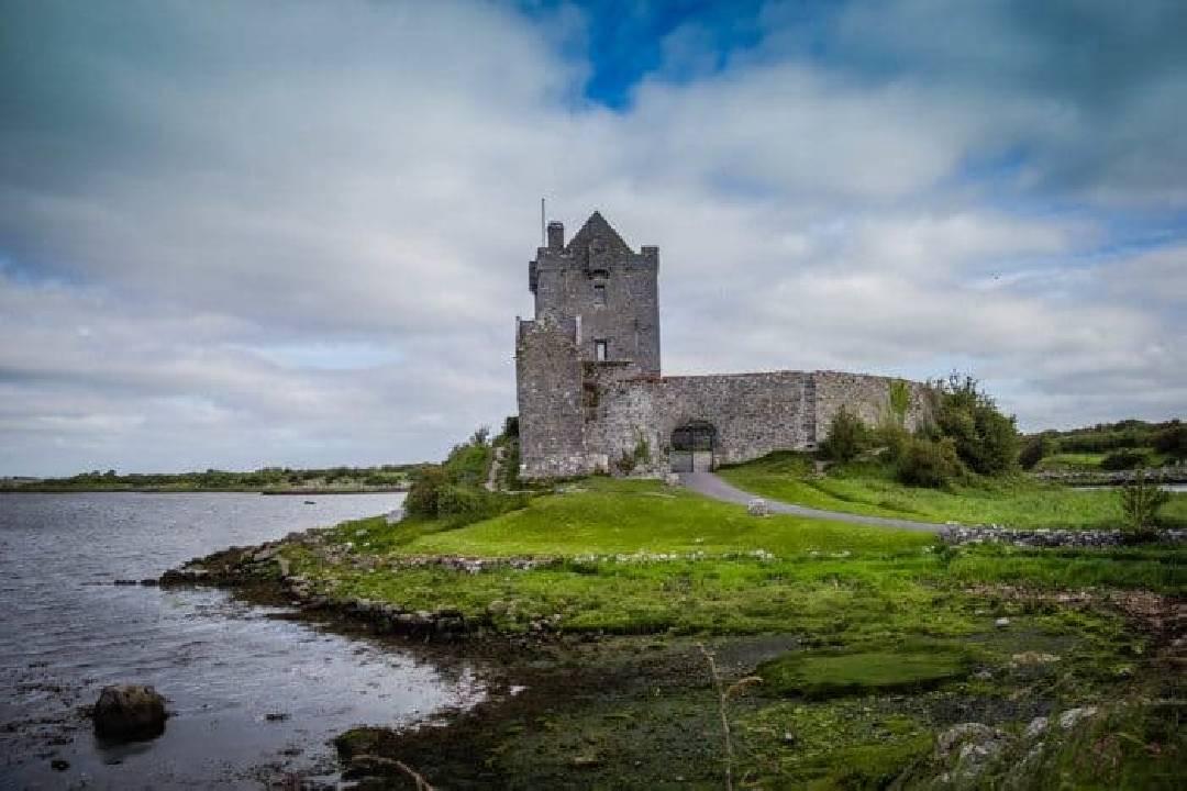 Le château de Dunguaire, un des meilleurs châteaux d'Irlande