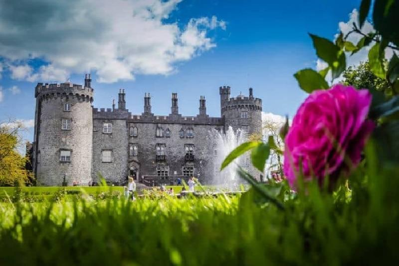 Châteaux en Irlande - Château de Kilkenny