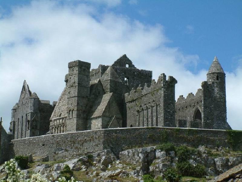 Rock of Cashel : l'un des meilleurs châteaux d'Irlande