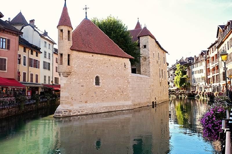 Palais de Ile Annecy France