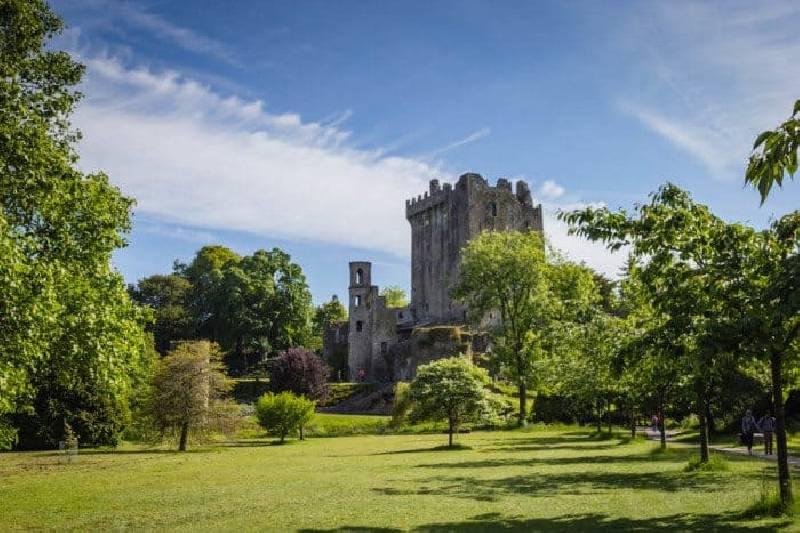 Le château de Blarney est l'un des meilleurs châteaux d'Irlande